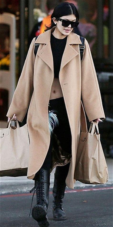 max mara camel brown manuela coat celebrityfashionistacom