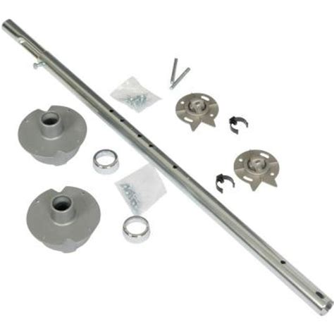 lazy susan cabinet hardware parts knape vogt 5 19 in x 7 5 in x 18 75 in hardware pack