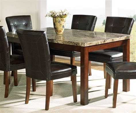 tables dining room stone dining room table marceladick com