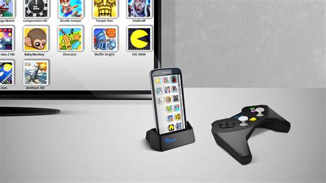 android gaming console ingeo turn your phone into a tv console news