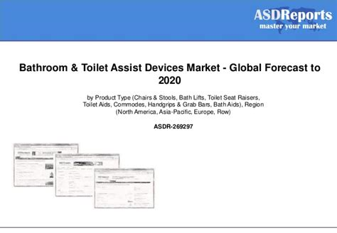 bathroom assistance devices bathroom toilet assist devices market global forecast to 2020