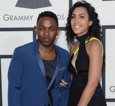 kendrick lamar wife kendrick lamar family pictures wife mother and father