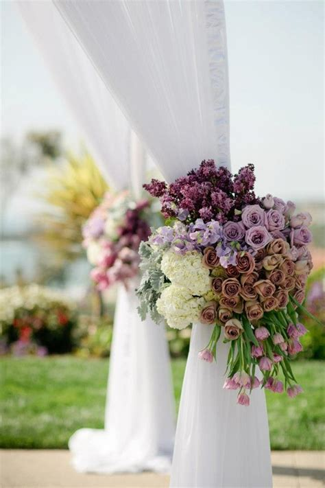 Designer Flowers by Wedding Ceremony Flowers The Magazine