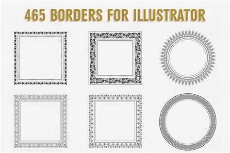 pattern border illustrator create a pattern brush in illustrator creative market blog