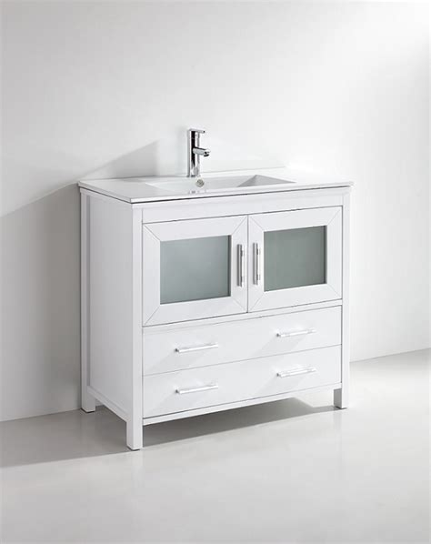 kuroit 30 inch white vanity ak trading home options