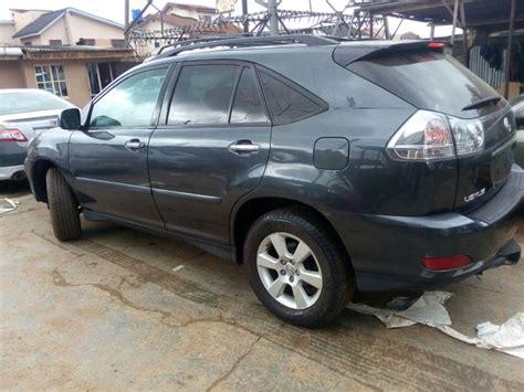 lexus models 2005 lexus rx 330 2005 model for sale autos nigeria
