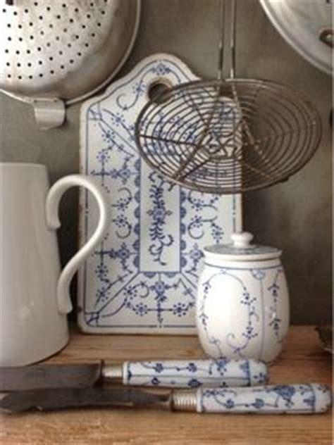 blue kitchen kanister set j 228 ger porzellan eisenberg dekor quot strohblume indisch blau