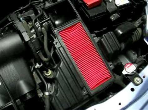 Air Filter Ac Honda Fit Jazz 2002 honda jazz 1 2 air filter replacement