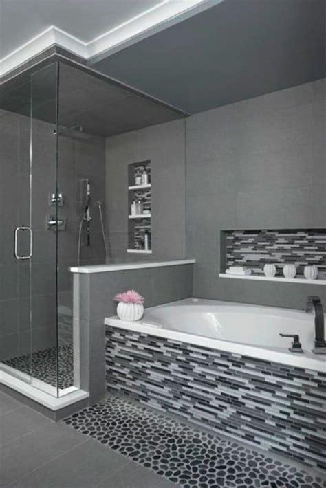 id 233 e d 233 coration salle de bain salle de bains grise
