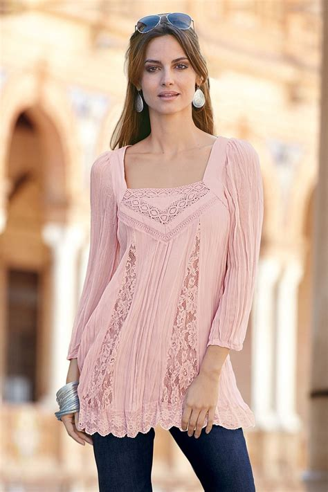 Tunik Style Rin 33 best fashion images on lace tunic blouse and lace