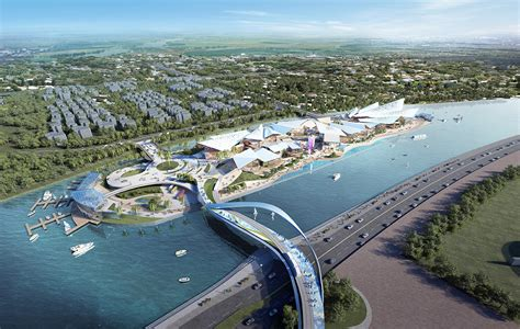 Website Planning Software benoy unveils newest hainan island plans archdaily