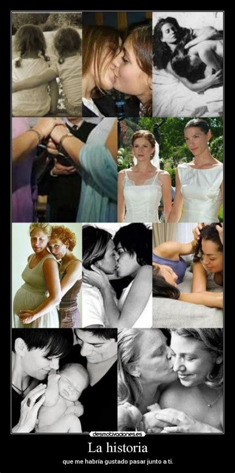 imagenes de amor lésbico im 225 genes y carteles de lesbianas pag 28 desmotivaciones