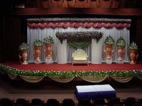 Bangalore Stage Decoration ? Design #348 wedding flower