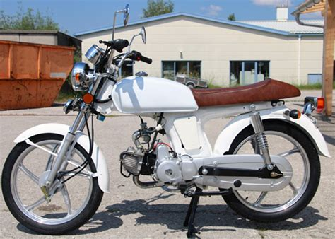 50ccm Motorrad Als Mofa by Retro Roller 50ccm Mofa Mokick