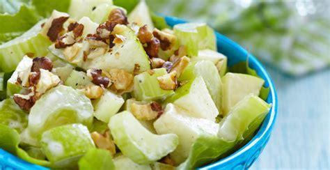 sedano in insalata ricetta insalata di sedano giornale cibo