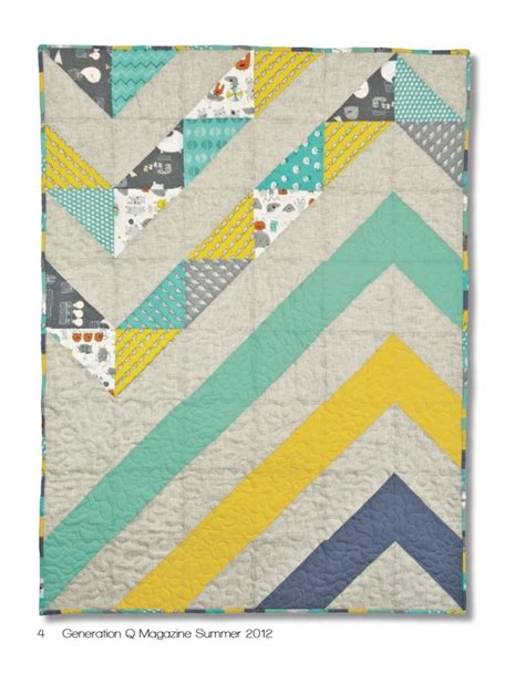 Patterned Quilts Bedding Best 25 Chevron Baby Quilts Ideas On Baby