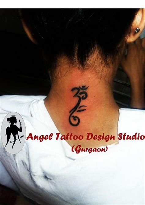 tattoo maker gurgaon om ganesha tattoo designs visit us for best tattoo artist