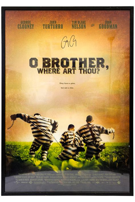 Welcome to Environment of People Foundation O Brother, Where Art Thou Movie Poster