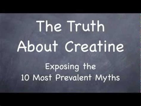 creatine loading myth phosphagen