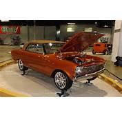 1963 Chevrolet Chevy Nova II Convertible In Atomic Bomb