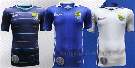 desain jersey persib 2015 persib bandung 2015 league home away and third kits