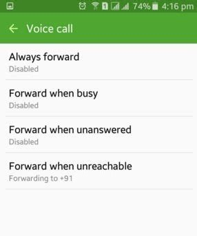android call forwarding how to set call forwarding on android lollipop 5 1 1