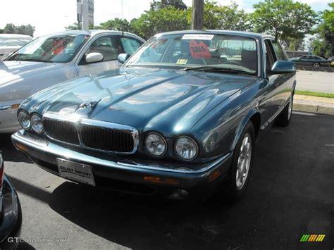 jaguar xj8 2001 2001 aegean blue metallic jaguar xj xj8 16442727