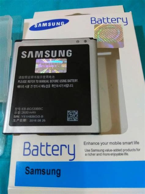 jual original  baterai batre battery samsung grand