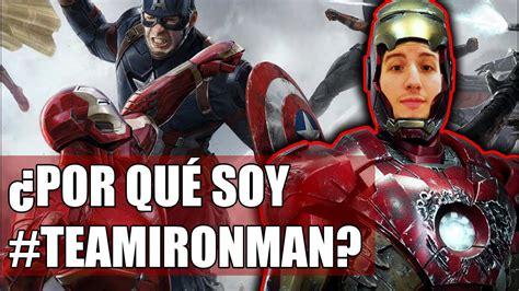 soy team iron man youtube