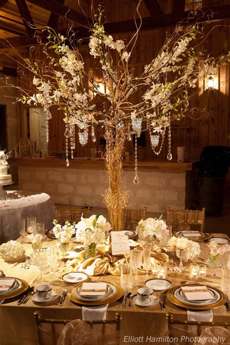 Wedding Decorations With Tree Branches