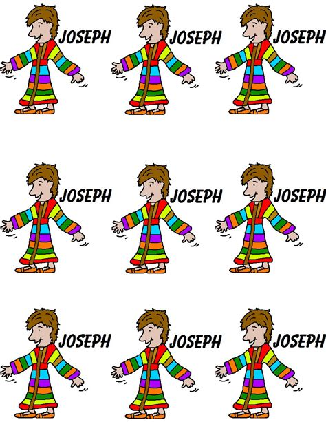 coat of many color church house collection joseph s coat of many colors