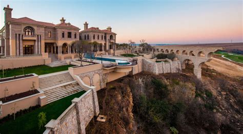 Zuma Vilia palazzo steyn south africa s most expensive lavish
