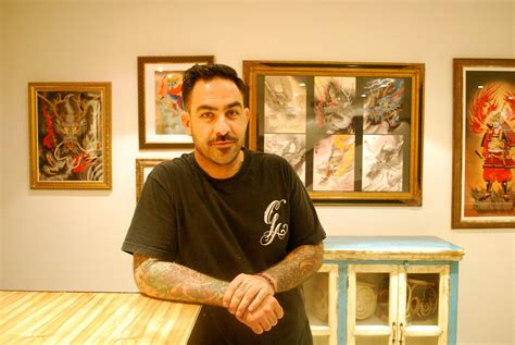 chris nunez tattoo shop handcrafted miami anchors in wynwood chris nunez