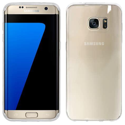 Silikon Transparan Samsung S7 Edge silikon h 252 lle f 252 r samsung galaxy s7 edge handy schutz