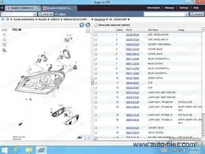 Suzuki Parts Catalog Suzuki Worldwide Epc5 2013 Spare Parts Catalog