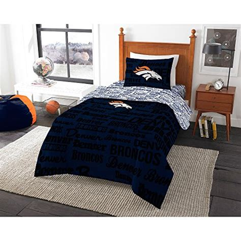 denver broncos comforter set top best 5 denver broncos queen bedding for sale 2017