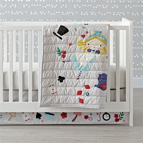 Quilt Crib Bedding by Baby Quilts The Land Of Nod