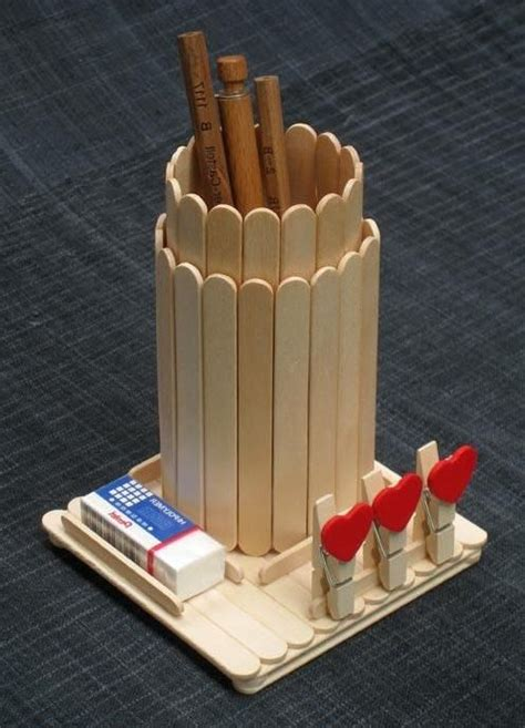 craft ideas with 10 easy popsicle stick crafts ideas k4 craft