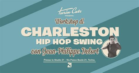 hip hop swing workshop di charleston hip hop swing con jean philippe