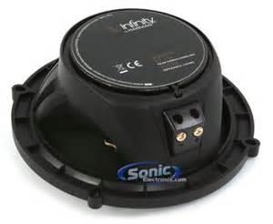 Infinity Kappa 62 11i Infinity Kappa 62 11i 6 5 Quot Kappa Coaxial Car Speakers