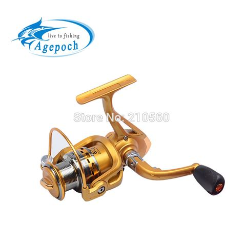11bb Bearings Leftright Collapsible Handle Carp Sea Fishing 1 agepoch 6 bb spinning spin drag fishing reel feeder carp
