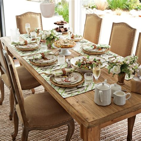 harvest dining table williams sonoma