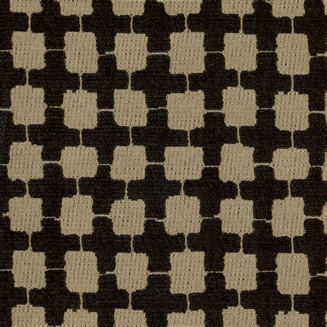 Black And Grey Upholstery Fabric by Argyle Black Grey And Grey Geometric Woven Upholstery Fabric
