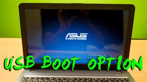 install windows 10 asus how to install windows 10 on asus x540 laptop enable usb