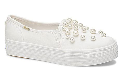 Diskon Kate Spade X Keds 3 get keds x kate spade new york wedding sneakers well