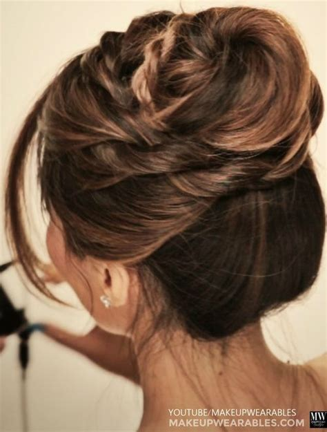 easy casual updo hairstyles 30 easy and stylish casual updos for hair
