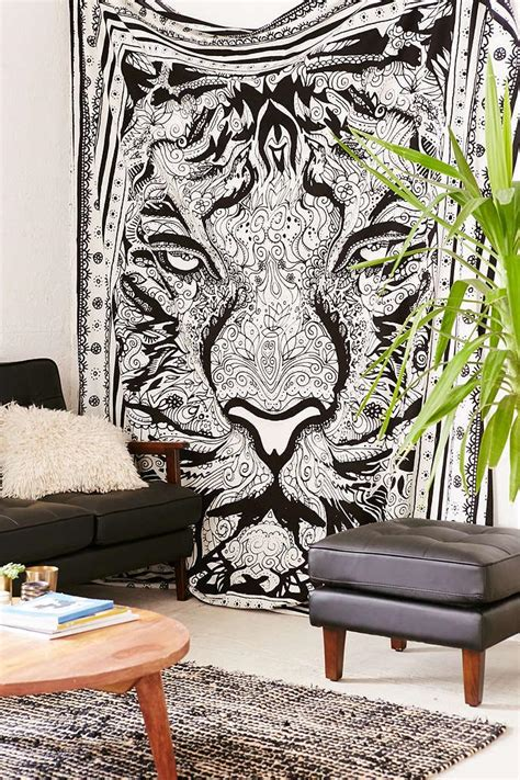 Cool Tapestries For Rooms by Cool Room Tapestries Best Decor Things