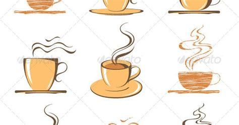 Coffe Cups stylized coffe cups coffe cups cups and icons