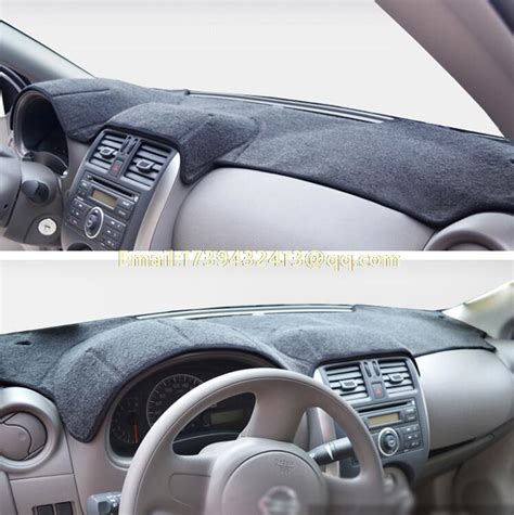 Karpet Nissan Livina dashmat carpet car dashboard covers accessories for nissan