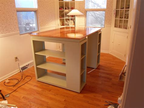 craft table with storage creative craft table with storage and room organization